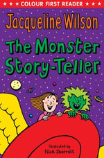 The Monster Story-Teller - Jacqueline Wilson