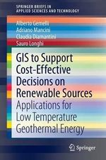 GIS to Support Cost-effective Decisions on Renewable Sources - Alberto Gemelli