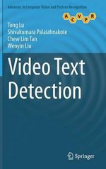 Video Text Detection - Luo Tong