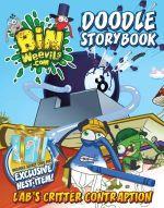 Bin Weevils Doodle Story Book : Lab's Critter Contraption - Rachel Elliot