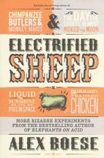Electrified Sheep - Alex Boese