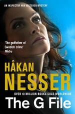 The G File : The Van Veeteren Series - Hakan Nesser