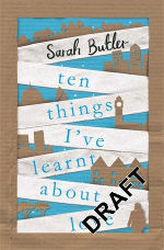 Ten Things I've Learnt About Love - Sarah Butler