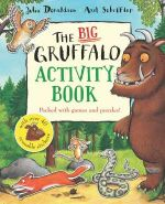 The Big Gruffalo Activity Book - Julia Donaldson