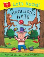 Let's Read! Hamilton's Hats - Martine Oborne
