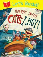 Let's Read! Cats Ahoy! - Jim Field