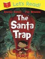 Let's Read! the Santa Trap - Jonathan Emmett