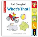 Early Starters : What's That? - Rod Campbell