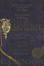 Dissolution : The Shardlake Series - C. J. Sansom