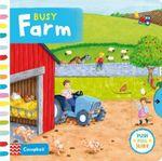 Busy Farm : Busy Books - Rebecca Finn