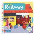 Busy Railway : Busy Books - Rebecca Finn