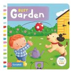Busy Garden : Busy Books - Rebecca Finn