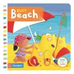Busy Beach : Busy Books - Rebecca Finn