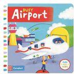 Busy Airport - Rebecca Finn