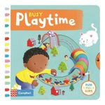 Busy Playtime : Busy Books - Rebecca Finn