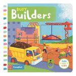 Busy Builders : Busy Books - Rebecca Finn