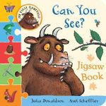 Can You See? : My First Gruffalo Jigsaw Book - Julia Donaldson
