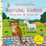 Katie the Kitten and Lizzy the Lamb : Axel Scheffler Rhyming Stories : Book 2 - Axel Scheffler