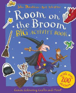 Room on the Broom Big Activity Book - Julia Donaldson