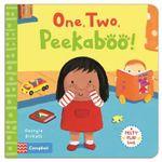 One, Two, Peekaboo! : Felty Flaps Series - Georgie Birkett