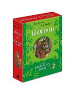 The Gruffalo & The Gruffalo's Child Board Slipcase - Julia Donaldson
