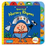 Lucy Cousins Treasury of Nursery Rhymes : Big Book of Nursery Rhymes and CD - Lucy Cousins