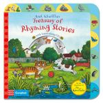 Axel Scheffler Treasury of Rhyming Stories : Rhyming Stories with CD - Axel Scheffler