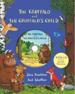 The Gruffalo and The Gruffalo's Child : Anniversary Slipcase : 2 Books & 1 CD Slipcase Pack - Julia Donaldson