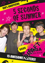 5 Seconds of Summer 100% Unofficial Poster Book - Anon