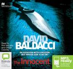 The Innocent (MP3) : Will Robie : Book 1 - David Baldacci