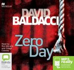 Zero Day (MP3) : John Puller #1 - David Baldacci