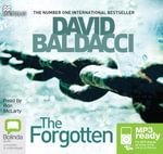 The Forgotten (MP3) : John Puller : Book 2 - David Baldacci