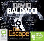 The Escape (MP3) : John Puller : Book 3 - David Baldacci