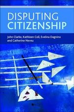 Disputing Citizenship - John Clarke