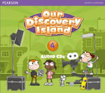 Our Discovery Island Audio CD4