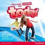 Today! Starter Class CD - Tamzin Thompson