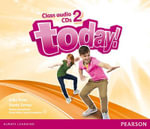 Today! 2 Class CD - Erika Stiles