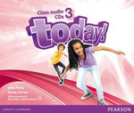 Today! 3 Class CD - Erika Stiles