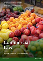 Commercial Law : A New System of International Trade with Volunteer... - Michael Furmston