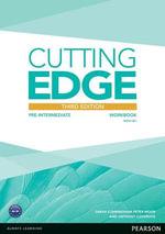 Cutting Edge : Pre-Intermediate Workbook with Key - Anthony Cosgrove