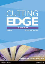 Cutting Edge Starter New Edition Active Teach - Araminta Crace