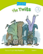 Penguin Kids 4 the Twits (Dahl) Reader - Roald Dahl