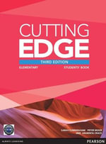 Cutting Edge Elementary Students' Book and DVD Pack : Elementary - Peter Moor