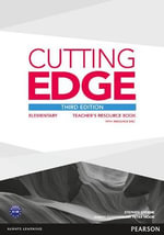 Cutting Edge Elementary Teacher's Book with Teacher's Resources Disk Pack : Cutting Edge - Stephen Greene