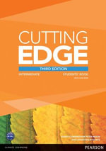 Cutting Edge Intermediate Students' Book and DVD Pack - Araminta Crace