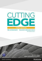 Cutting Edge Pre-Intermediate Teacher's Book and Teacher's Resource Disk Pack - Stephen Greene