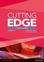 Cutting Edge Elementary Students' Book with DVD and MyEnglishLab Pack : Elementary - Peter Moor