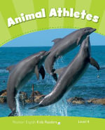 Penguin Kids 4 Animal Athletes Reader CLIL AmE - Caroline Laidlaw
