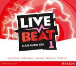 Live Beat 1 Class Audio CDs : Upbeat - Jonathan Bygrave