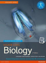 Pearson Baccalaureate Biology Higher Level  : Print and eBook Bundle for the IB Diploma (2nd Edition) - Patricia Tosto